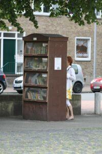 Bücherschrank Calenberger Neustadt
