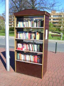 Bücherschrank Limmer