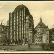 Anzeiger Hochhau um 1928