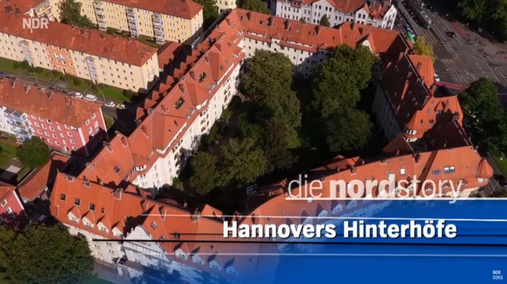 NDR Nordstory - Hannovers Hinterhöfe