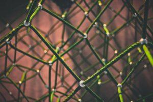 Green rope meshwork