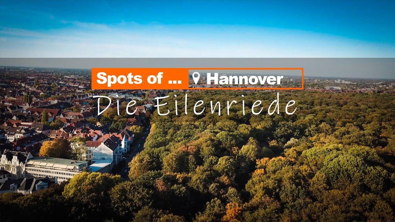 Spots of Hannover - Eilenriede