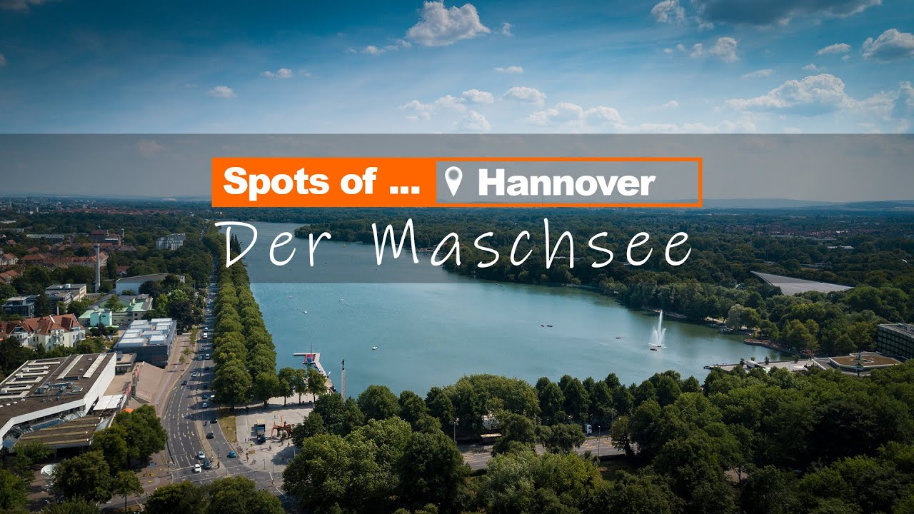 Spots of Hannover - Maschsee