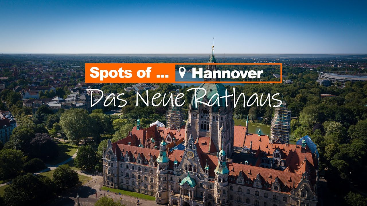 Spots of Hannover - Rathaus