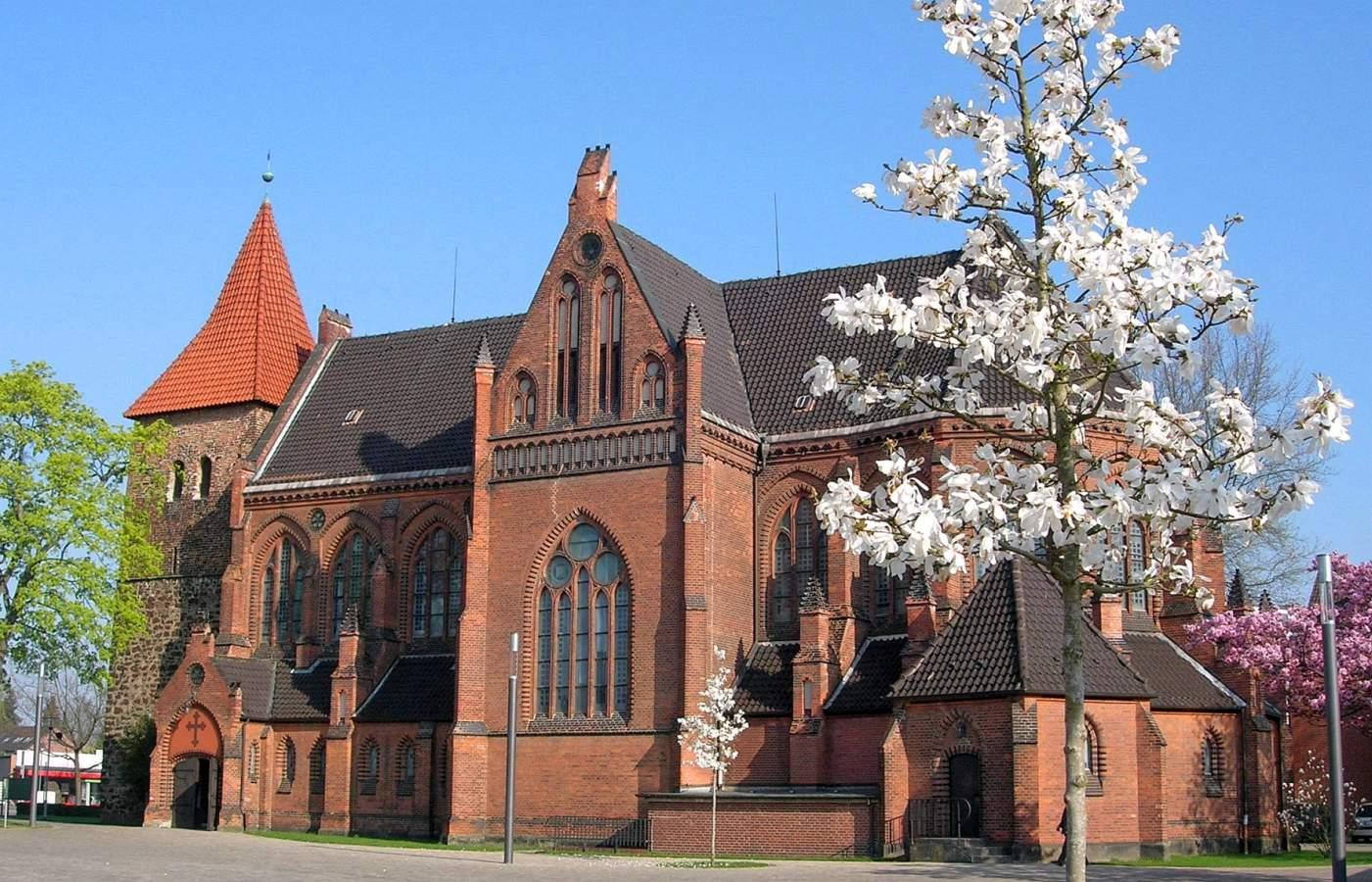 Franz. Poesie - Elisabethkirche Langenhagen
