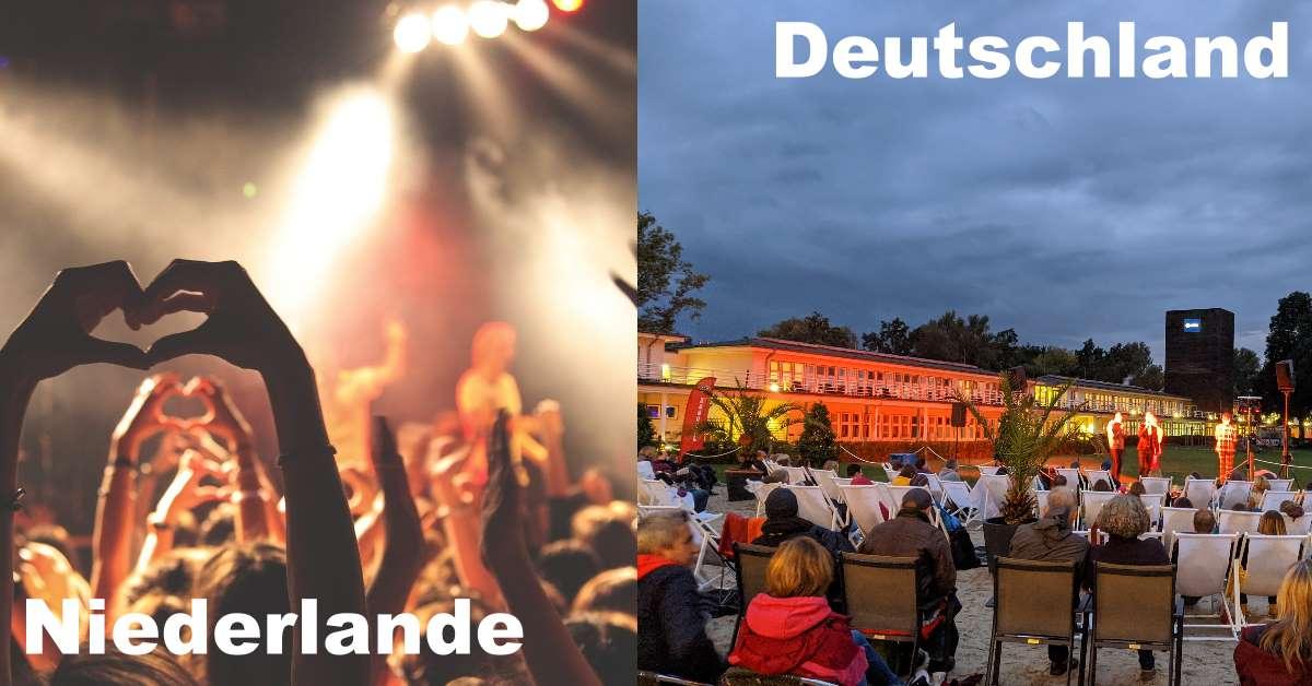 Niederlande vs. Deutschland