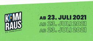 KOMMRAUS Sommerbühne