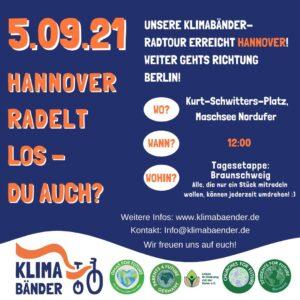 Hannover radelt los