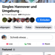Facebook Veranstaltung erstellen Handy App