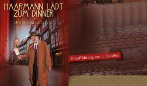 Haarmann lädt zum Dinner