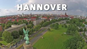 Hannover - The City in Green