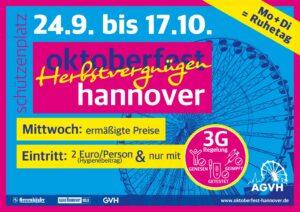 Herbstvergnügen Hannover