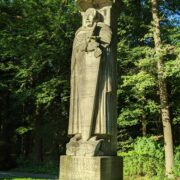 Waldersee Denkmal