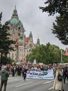 Zukunft wählen wie in Hannover
