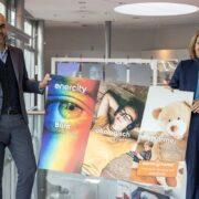 Hannovers Oberbürgermeister Belit Onay und enercity-CEO Dr. Susanna Zapreva