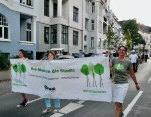 Baumwanderung in die Schwarzwaldstraße